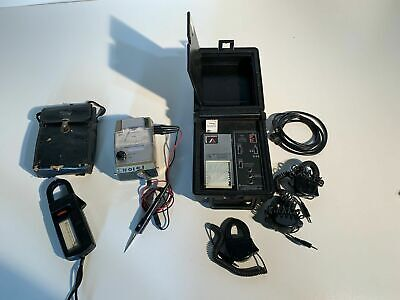 Amprobe Amc-2 Insulation Testertrms Current Recorder Aa3rmssperry Spr300 Ohm