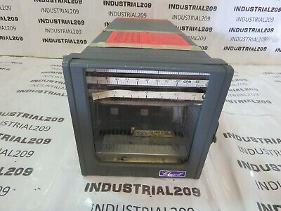 Chessell Eurotherm Chart Recorder 301-d Repaired