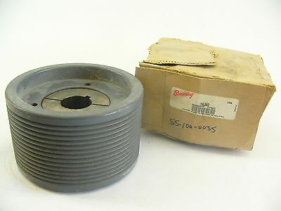 Browning 14l54q Poly-v Tapered Sheaves Wsplit Taper Bushing 5.4-out J42