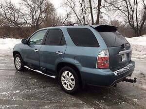 Acura Mdx Awd 2005 7 Places