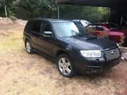 2007 Subaru Forester xt luxury turbo (Repairable write off) (Read Add) Blackwood Mitcham Area Preview