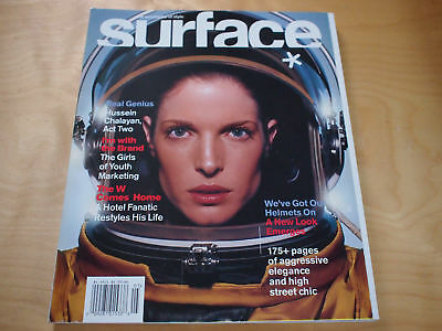 SURFACE #34 Mag 2002 REVOLUTION issue FASHION Architecture STEPHANIE SEYMOUR