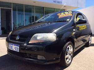 2007 HOLDEN BARINA HATCH MANUAL!  GREAT LITTLE CAR! Victoria Park Victoria Park Area Preview