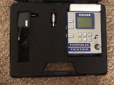 Kolver Tester-k5 Electronic Torque Tester