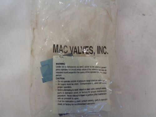 NEW MAC 113B-121JB SOLENOID VALVE 220/240V COIL