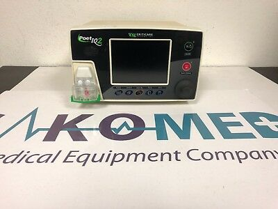 Criticare Systems Poet Iq2 8500q Anesthesia Monitor