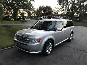 2011 Ford Flex SEL loaded $18500