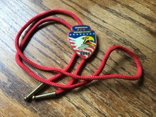 2004 ROYAL RANGERS National Rendezvous Bolo Tie   FCF