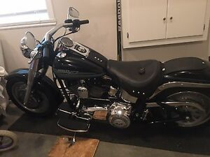 MINT 2010 Harley Davidson FATBOY beauty must go