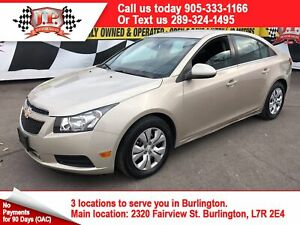 2014 Chevrolet Cruze 1LT, Automatic, Steering Wheel Controls, 38
