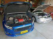 2015 fgx xr6 turbo Blackbutt Shellharbour Area Preview