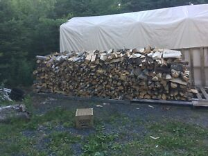 2 cords of fire wood