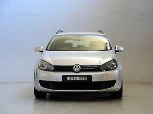 2010 Volkswagen Golf Wagon AUTO DIESEL Wickham Newcastle Area Preview