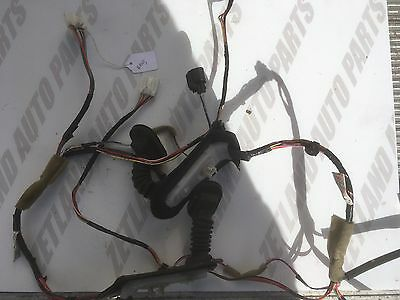 REAR OFFSIDE DOOR WIRING HARNESS 2002 MAZDA 6
