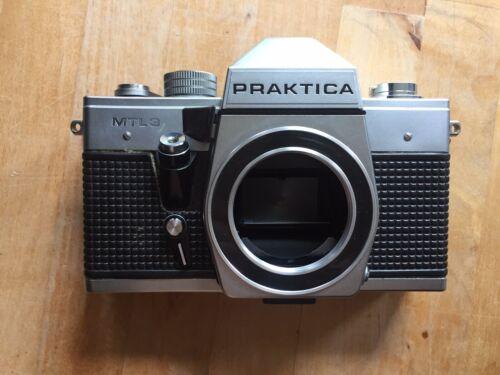 Praktica MTL 3 Spiegelreflexkamera Vintage Retro