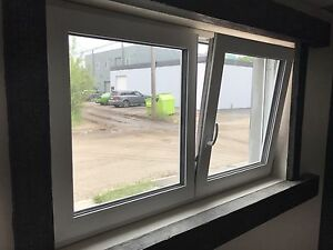 Triple Pane tilt and tunr windows from Germany