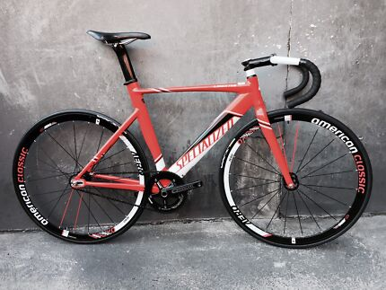 Specialized Langster Pro 54cm with extra S-Works fork - AS NEW