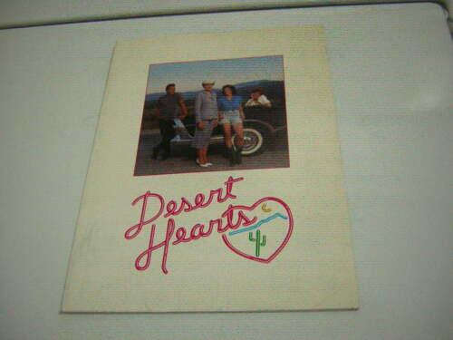 DESERT HEARTS PRESS KIT PROMO PHOTOS 11 W/FOLDER PATRICIA CHARBONNEAU