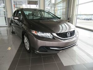 2013 Honda Civic LX BLUETOOTH, REARVIEW CAMERA