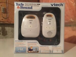 Perfect - in box Condition Vtech Baby Monitor