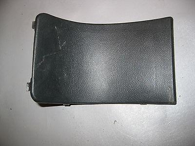 88-91 HONDA CIVIC HATCH RIGHT REAR TAIL LIGHT LID COVER PANEL BLACK