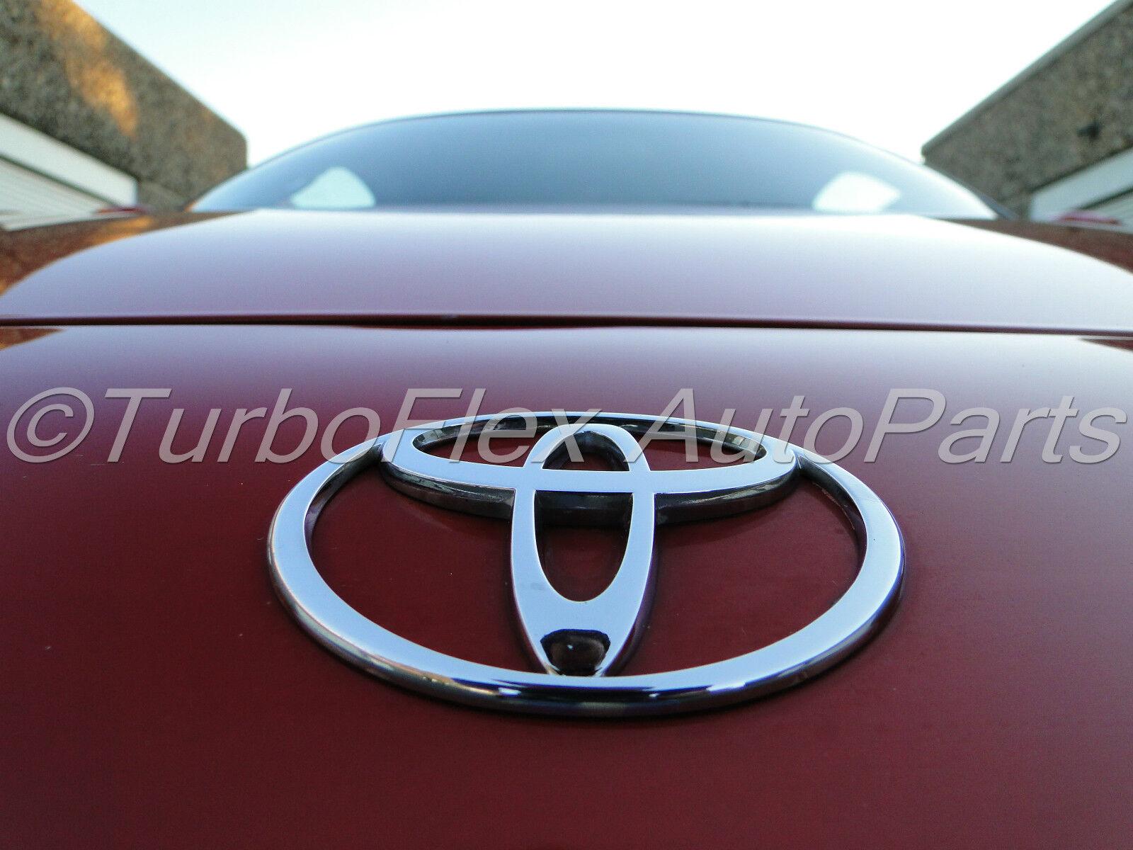 Toyota MR2 1991-1995 Front Bumper Emblem Genuine OEM 75314-17010 Quick Ship