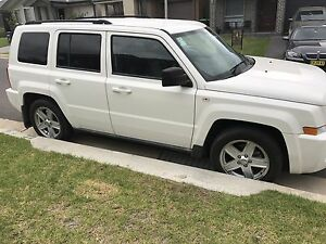 2010 Jeep Patriot Sport 4x4 SWAP VY VZ VE SS, V8, Turbo, Diesel Smeaton Grange Camden Area Preview