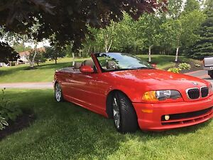 "BMW Convertible ""Summer Special"""