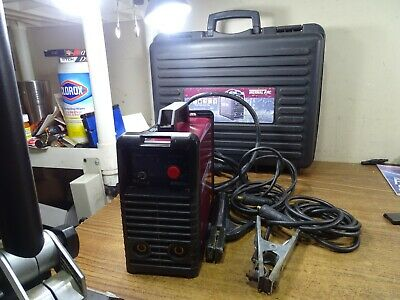 Thermal Arc 95 S Inverter Welder With Case