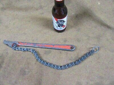 Ridgid C-12 Pipe Chain Wrench13oalelyriaohusagdr1.20.21