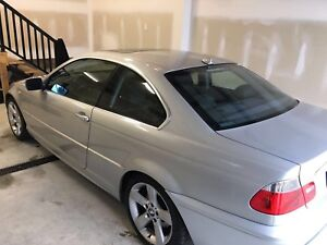 2004 BMW 325Ci Sports Package