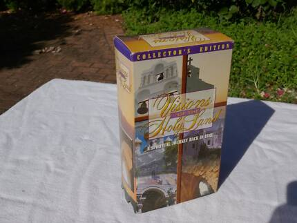 Visions of the Holy Land – 2 VHS tapes