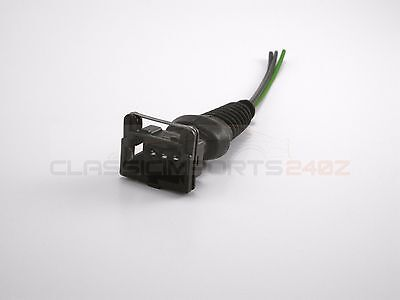 throttle position sensor tps wiring harness connector for nissan you re almost done throttle position sensor tps wiring harness