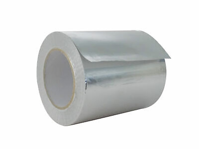 Wod Af-20r Aluminum Foil Tape - 6 In. X 50 Yds For Hvac Air Ducts Insulation