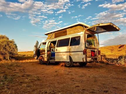 PRICE DROP ! - Fully equipped Campervan -> RWC / PopTop / Solar