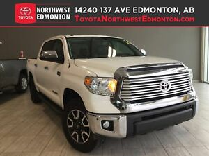2015 Toyota Tundra 4X4 CrewMax Limited 5.7L | Leather | Nav | Bl