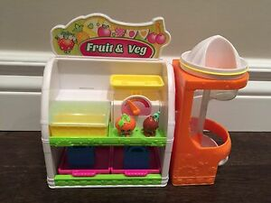 SHOPKINS FRUIT & VEG STAND