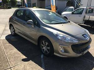 2010 Peugeot 308 Hatchback  40,000 KILOMETERS ONLY AUTOMATIC Robina Gold Coast South Preview