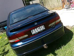 Holden Commodore Doveton Casey Area Preview