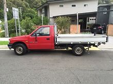 Holden Rodeo cab chassis 95 model Helensburgh Wollongong Area Preview