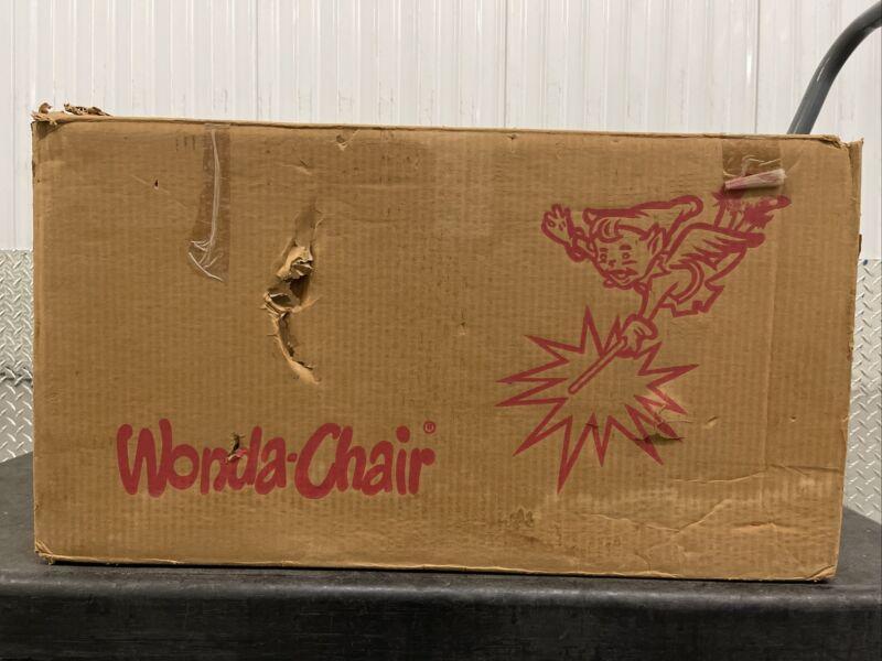 Vintage Baby Hood Baby Carriage Buggy & Stroller Wonda-Chair Model 820