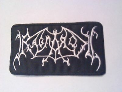 RAGNAROK,SEW ON WHITE,SEW ON EMBROIDERED PATCH