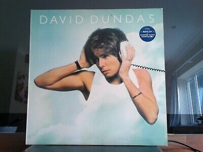 """💿 VINTAGE VINYL Record Collector  DAVID DUNDAS Featuring """"JEANS ON"""" Music,Oldie"""