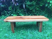 Wooden coffee table Westcourt Cairns City Preview