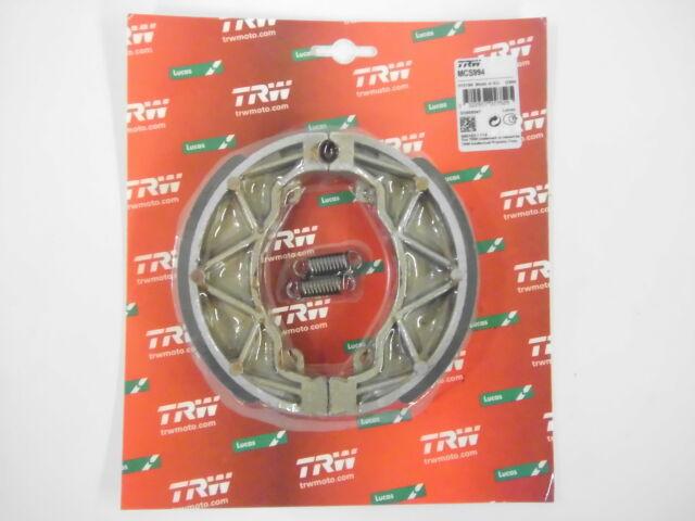 TRW Lucas Bremsbacken Bremsbeläge hinten Piaggio Vespa Hexagon 125 180