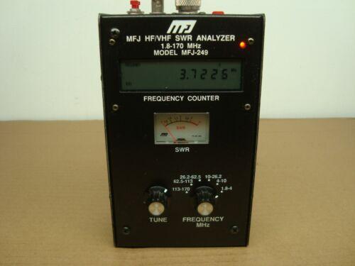 MFJ-249 ANTENNA ANALYZER