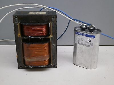 Ge 217200-20 Roadway Cobrahead Light Fixture Ballast