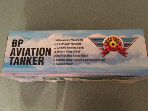 BP AVIATION TANKER.
