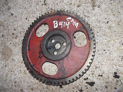 International B414 Tractor Diesel Engine Motor Cam Camshaft Drive Gear