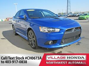 2015 Mitsubishi Lancer TC-SST Ralliart AWC | BLOWOUT PRICE!